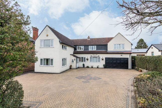 Thumbnail Detached house for sale in Stenson Road, Derby