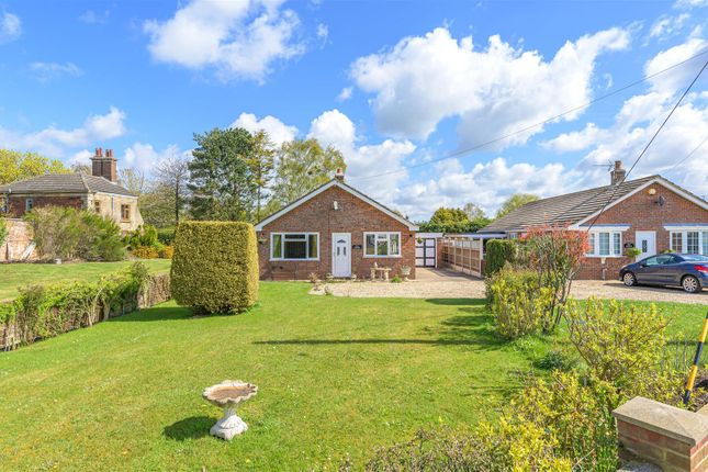 3 bed bungalow for sale in Station Road, Firsby, Spilsby PE23