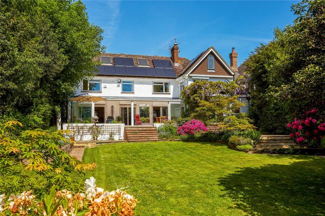 Thumbnail Detached house for sale in St. Lawrence Avenue, Bidborough, Tunbridge Wells, Kent