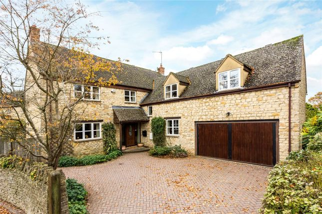 Thumbnail Detached house for sale in Woodway Road, Sibford Ferris, Banbury, Oxfordshire