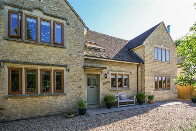 Thumbnail Detached house for sale in Cleveley Road, Enstone, Chipping Norton