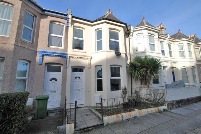 Thumbnail Flat to rent in Pasley Street, Plymouth