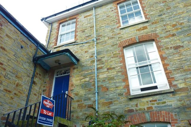 Thumbnail Flat to rent in Market Street, Bodmin