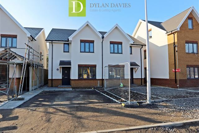 Thumbnail Semi-detached house for sale in Clos Afon, Aberdare