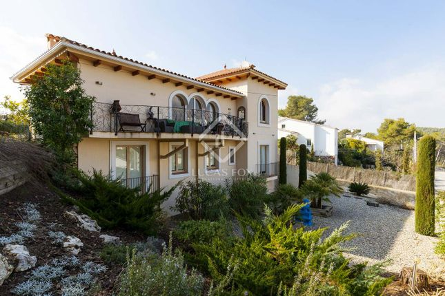 Thumbnail Villa for sale in Spain, Barcelona, Sitges, Olivella / Canyelles, Sit9226