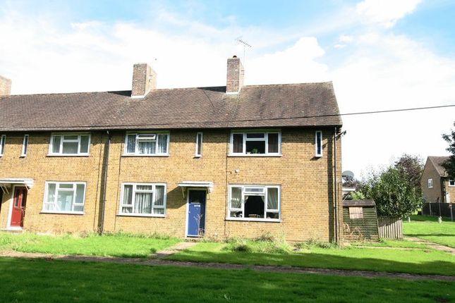 Thumbnail Terraced house for sale in Felbrigg Walk, West Raynham