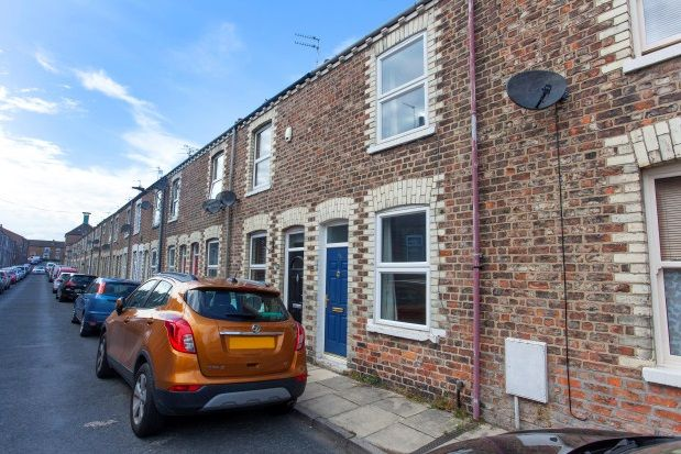 Thumbnail Terraced house to rent in Lower Ebor Street, York
