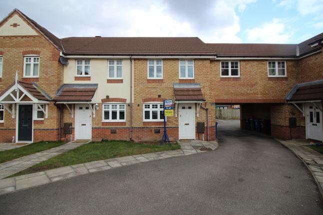 Thumbnail Town house to rent in Dartington Road, Platt Bridge