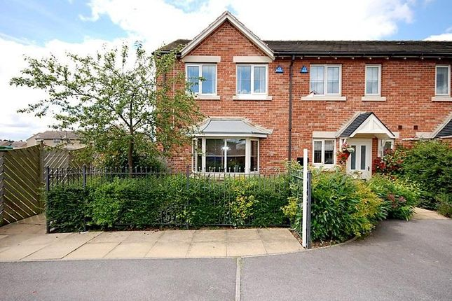 Thumbnail End terrace house for sale in Sunningdale Drive, Edlington, Doncaster