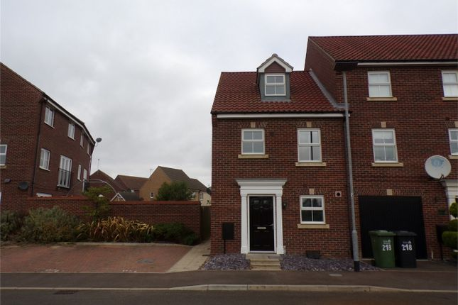 4 bed end terrace house to rent in 220 Anthony Nolan Road, King's Reach, King's Lynn PE30