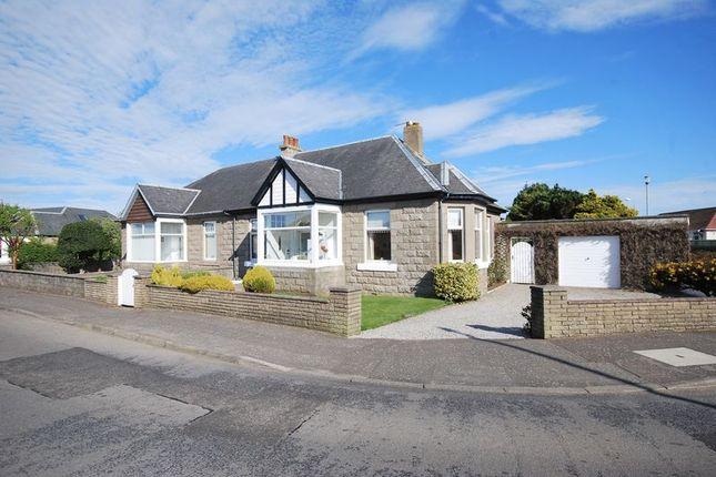 Thumbnail Semi-detached bungalow for sale in 133 Adamton Road South, Prestwick