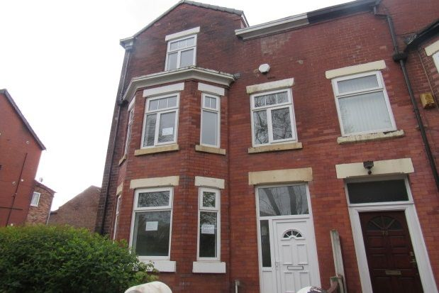 Thumbnail End terrace house to rent in Ash Tree Road, Crumpsall
