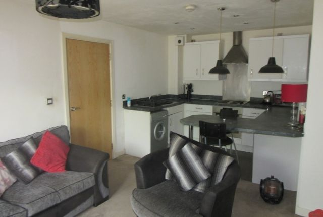 Thumbnail Flat to rent in Victory Apartments, Copper Quarter, Swansea.