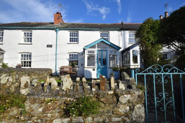 Thumbnail Terraced house to rent in St. Minver, Wadebridge