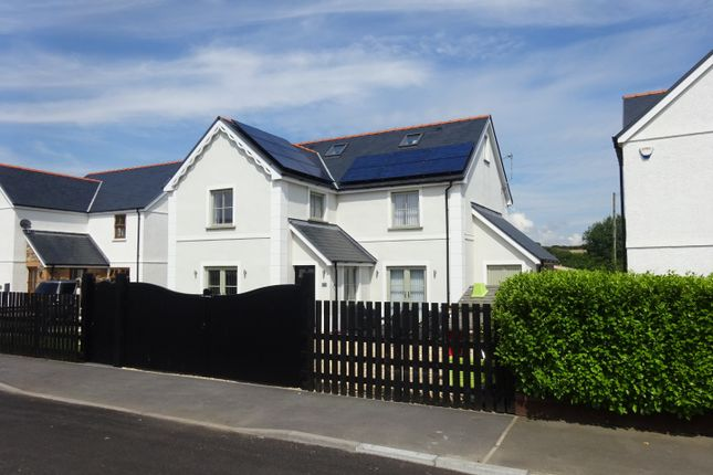 Thumbnail Detached house for sale in Teegan House, Scurlage, Gower, Swansea