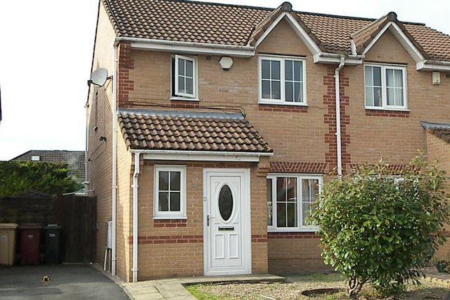 Thumbnail Semi-detached house to rent in Elterwater Road, Farnworth