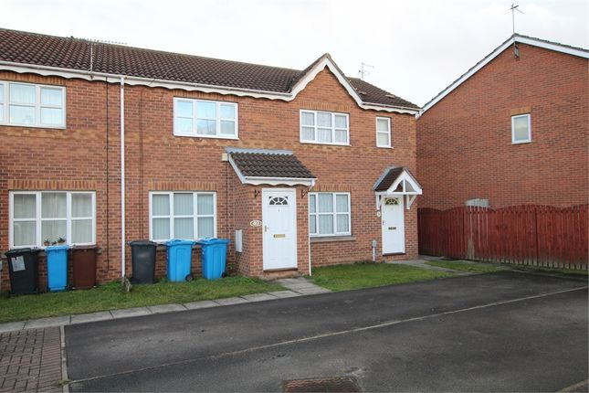 Thumbnail Terraced house to rent in Mast Drive, Hull, East Riding Of Yorkshire