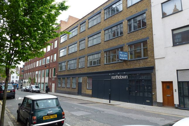 Thumbnail Office to let in Northdown Street, London, United Kingdom