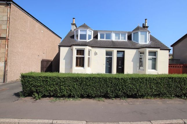 Thumbnail Semi-detached house for sale in Jerviston Street, Motherwell