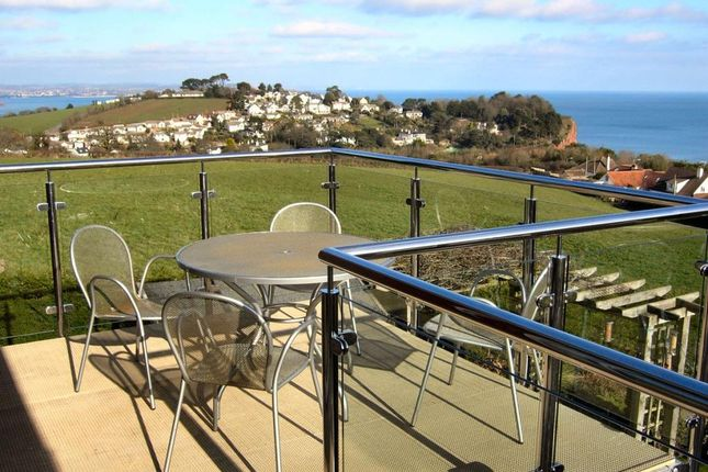 Thumbnail Detached house for sale in Holcombe Road, Teignmouth, Devon