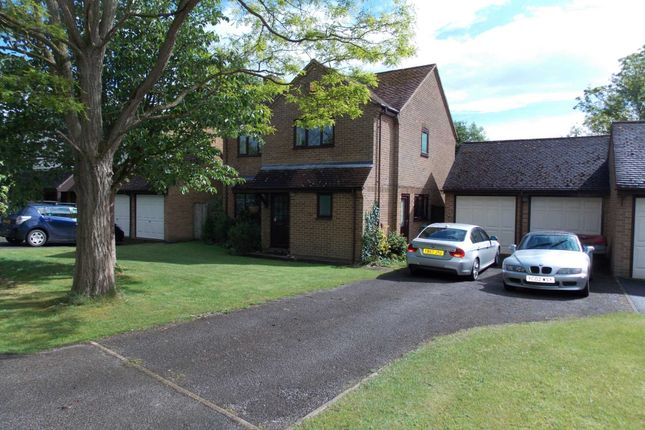 Thumbnail Detached house to rent in The Poplars, Launton, Bicester