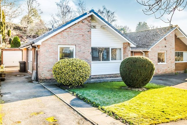 Thumbnail Bungalow for sale in The Paddock, Kirkheaton, Huddersfield