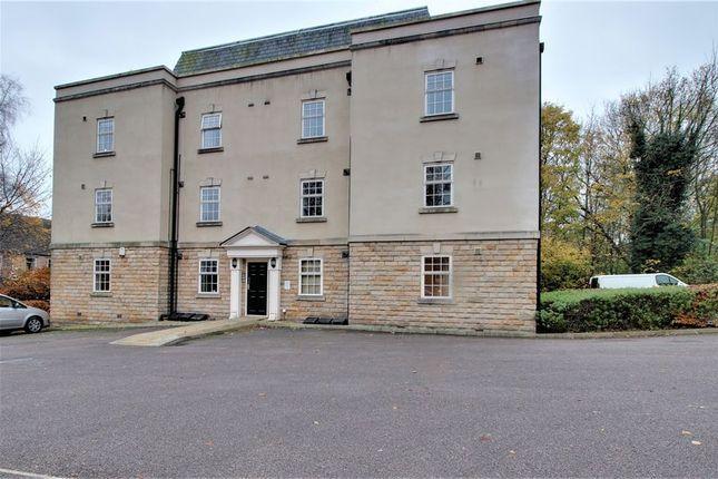 Thumbnail Flat to rent in Indigo Court, Bath Lane, Mansfield