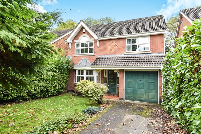 Thumbnail Detached house for sale in Forshaw Close, Ashbourne