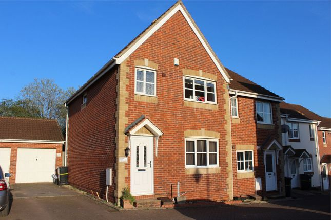 Thumbnail End terrace house to rent in Standfast Place, Taunton