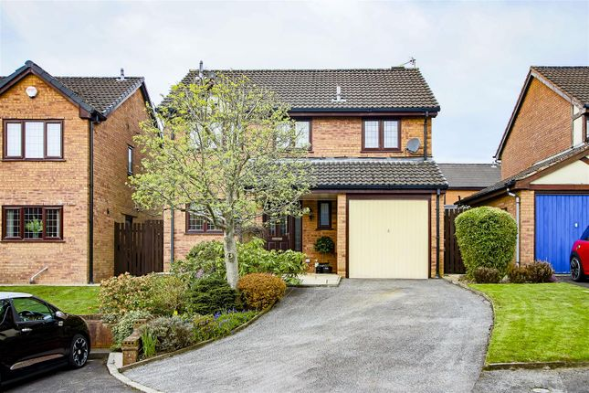 Thumbnail Detached house for sale in Wythburn Close, Burnley
