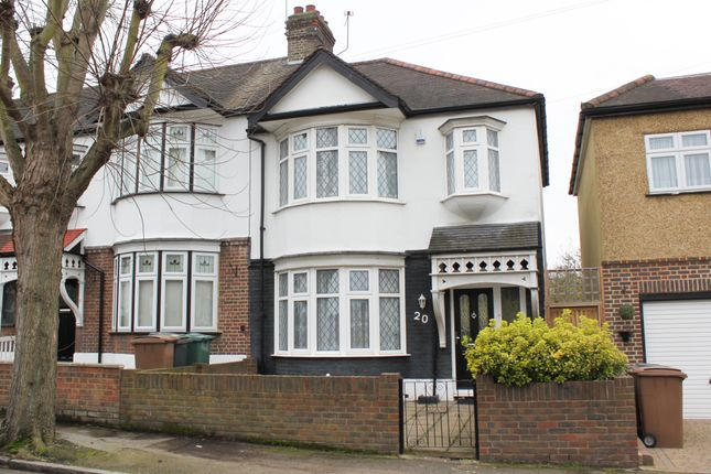 Thumbnail End terrace house for sale in Galeborough Avenue, Woodford Green