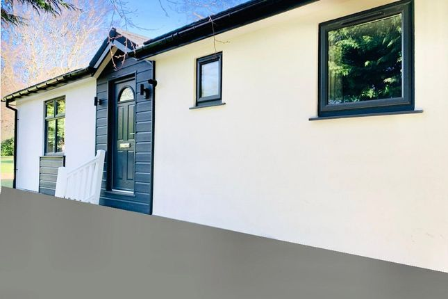 Thumbnail Bungalow for sale in 'woodlands', Marlee Loch, Kinloch, Blairgowrie, Perth & Kinross