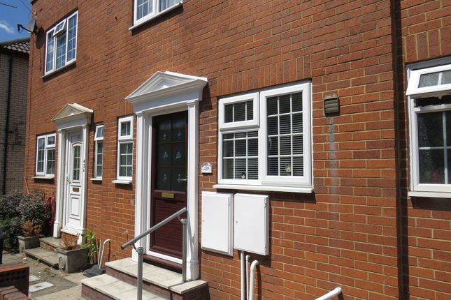Thumbnail Terraced house for sale in Longfleet Road, Poole