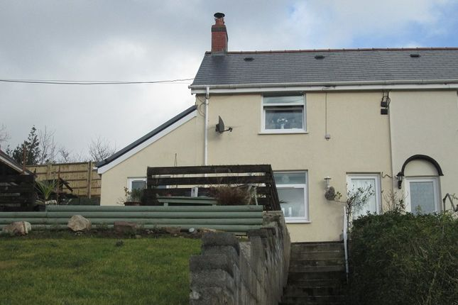 Thumbnail Terraced house for sale in Navigation Road, Risca, Newport.