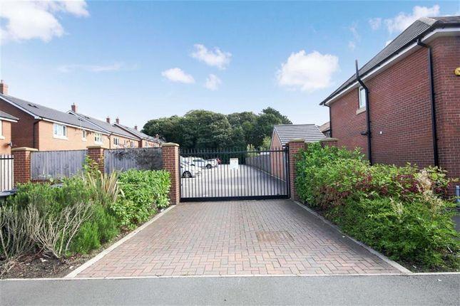 Gated Carpark of Centurion Way, Leyland PR25