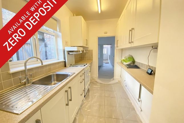 3 bed terraced house to rent in Garden Street, Wigston LE18