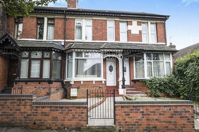 Thumbnail Terraced house for sale in Chaplin Road, Normacot, Stoke-On-Trent