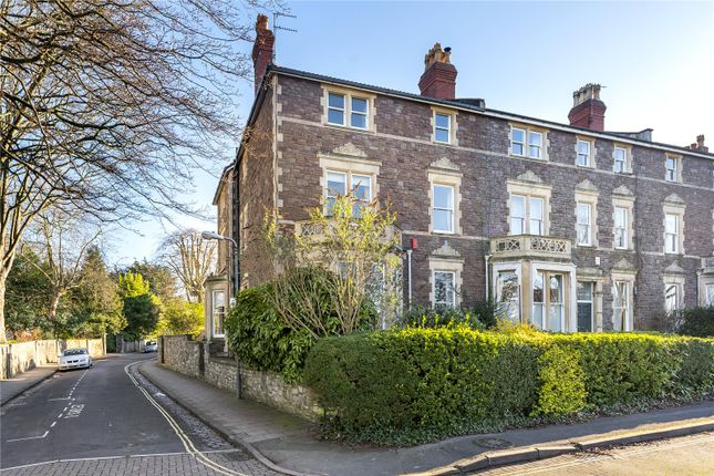 Thumbnail Terraced house for sale in Durdham Park, Redland, Bristol