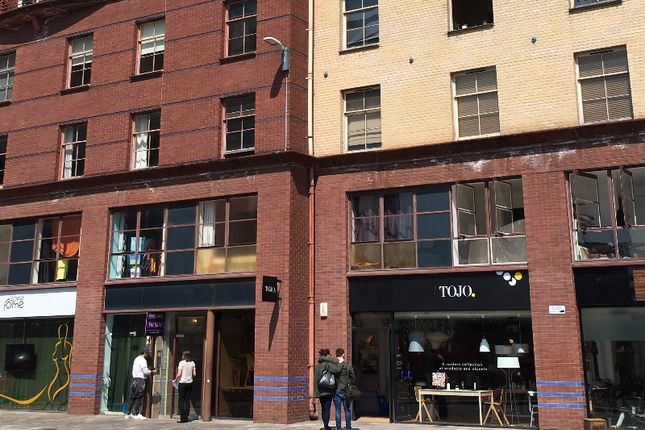 Thumbnail Flat to rent in Wilson Street, City Centre, Glasgow