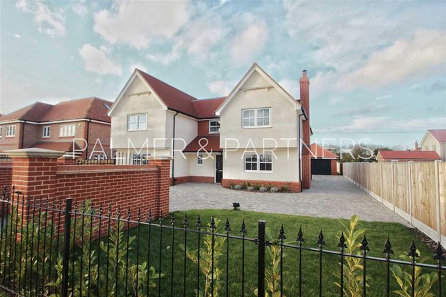 Thumbnail Detached house for sale in Dawnilly, Colchester Road, Great Bromley, Colchester
