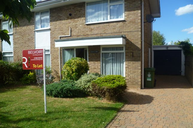 3 bed semi-detached house to rent in Meadow View, Potterspury