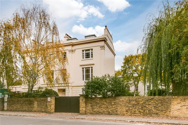 Thumbnail Semi-detached house to rent in Prince Albert Road, Regents Park, London