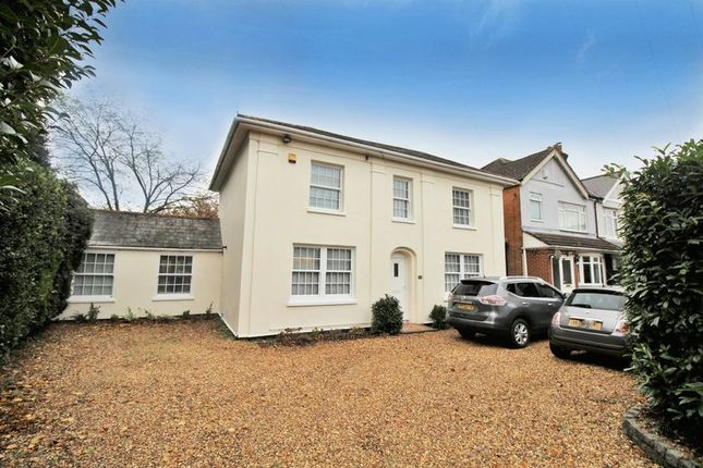 Thumbnail Detached house for sale in Obelisk Road, Southampton