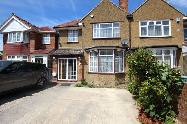 Thumbnail Semi-detached house to rent in Hanworth Road, Hounslow