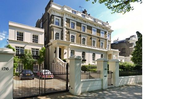 Thumbnail Detached house to rent in Hamilton Terrace, London