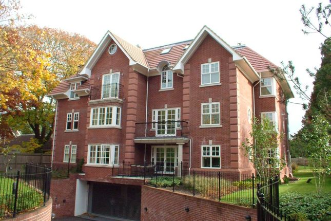 Thumbnail Flat to rent in Capella, Haven Road, Canford Cliffs
