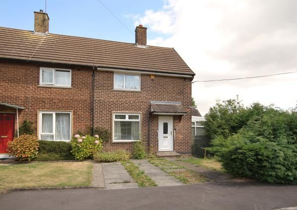 Thumbnail Semi-detached house for sale in 37 Reney Avenue, Greenhill, Sheffield