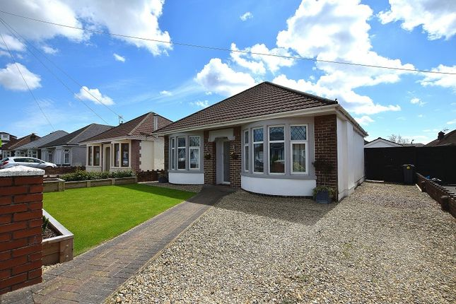 Thumbnail Detached bungalow for sale in Leamington Road, Rhiwbina, Cardiff.