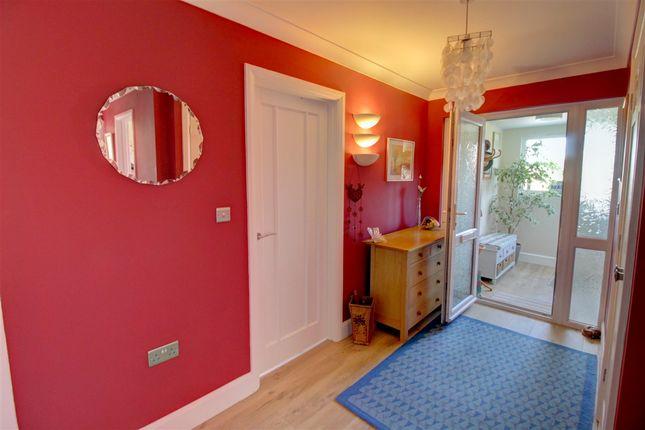 Entrance Hall of Laskeys Lane, Sidmouth EX10