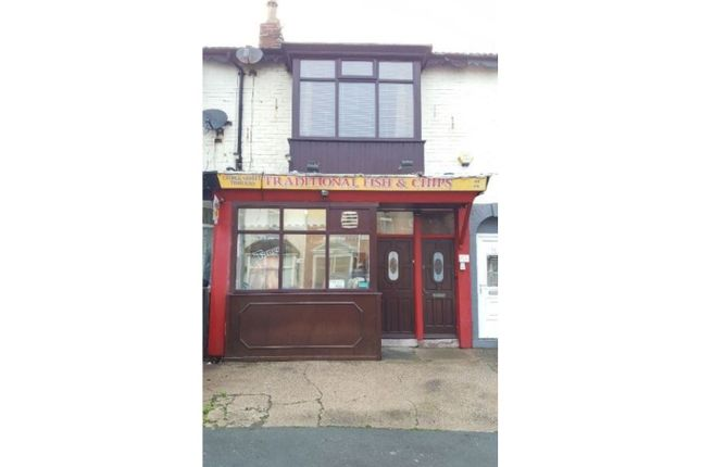 Thumbnail Restaurant/cafe for sale in George Street, Blackpool